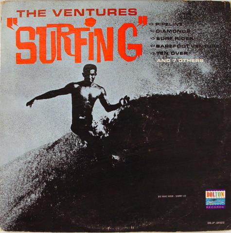 """The Ventures Vinyl 12"""""""