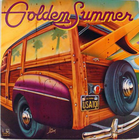"Golden Summer Vinyl 12"""