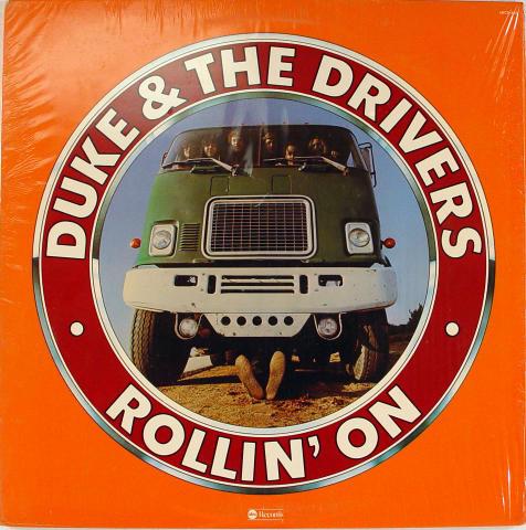 "Duke & The Drivers Vinyl 12"""