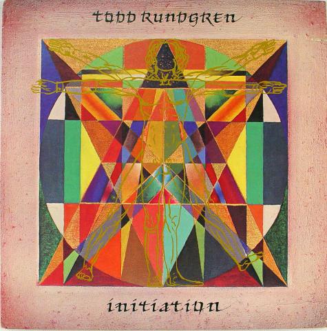 "Todd Rundgren Vinyl 12"""