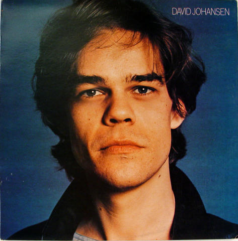 "David Johansen Vinyl 12"""