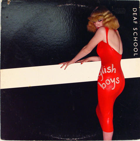 """Deaf School Vinyl 12"""""""