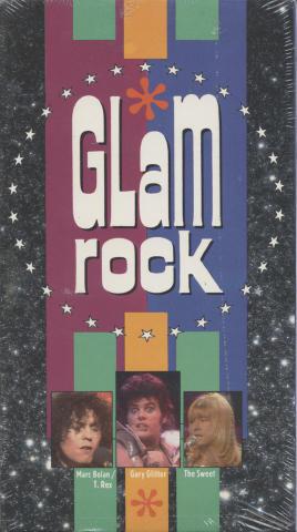 Glam Rock VHS