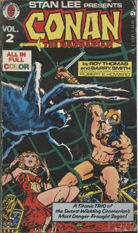 Conan The Barbarian: Vol. 2
