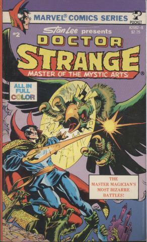 Doctor Strange Master Of The Mystic Arts