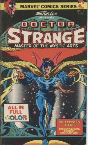 Doctor Strange Master Of The Mystic Arts #1