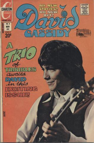David Cassidy Magazine November 1972