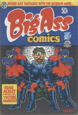 Rip Off Press: Big Ass Comics No. 1