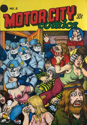 Motor City Comics No. 2
