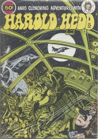 Last Gasp: Harold Hedd No. 2
