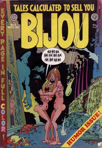 Bijou Funnies No. 8