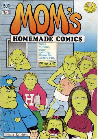 Kitchen Sink: Mom's Homemade Comics No. 3
