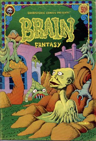 Last Gasp: Brain Fantasy No. 1