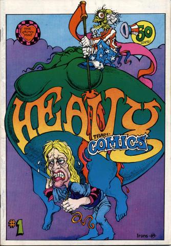 Heavy Tragi-Comics
