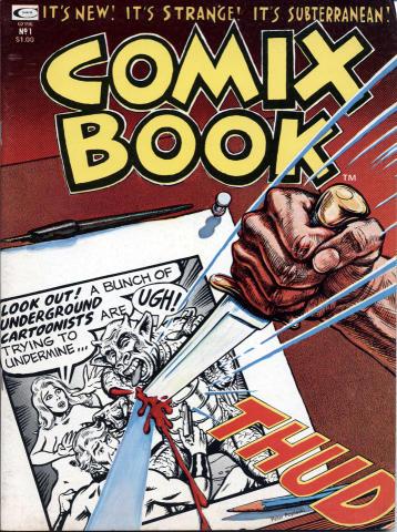 Marvel: Comix Book #1