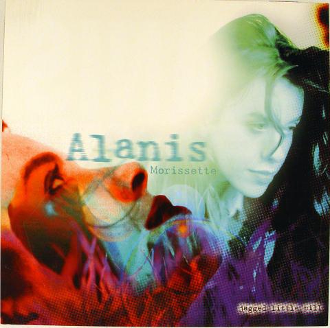 Alanis Morissette Album Flat