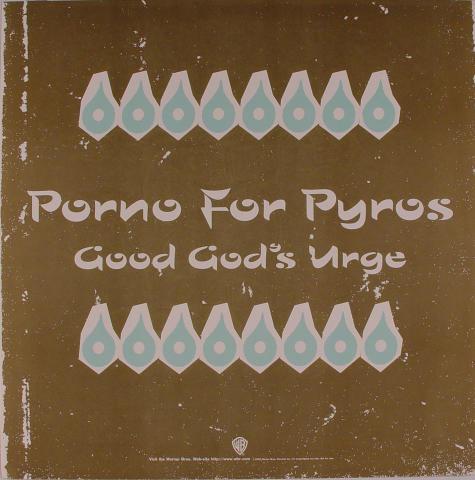 Porno For Pyros Album Flat