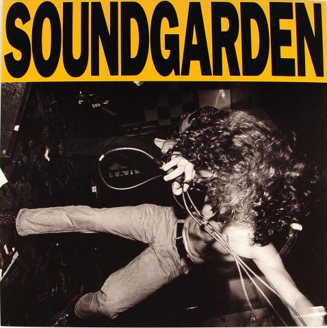 Soundgarden Album Flat
