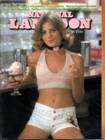 National Lampoon Vol. 1 No. 55