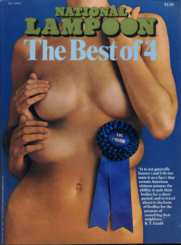 The Best Of National Lampoon No. 4