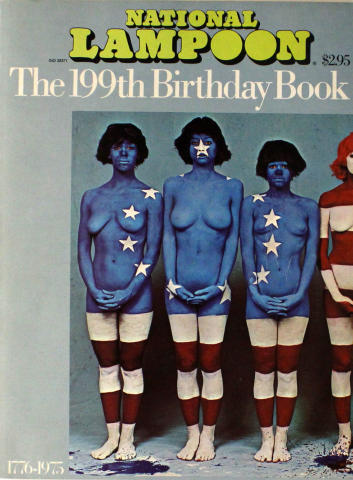 National Lampoon: The 199th Birthday Book