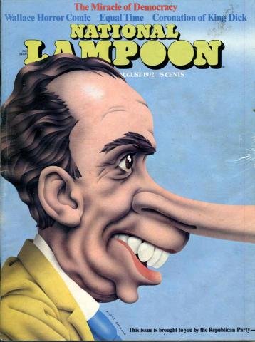 National Lampoon Vol. 1 No. 29
