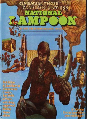 National Lampoon Vol. 1 No. 31