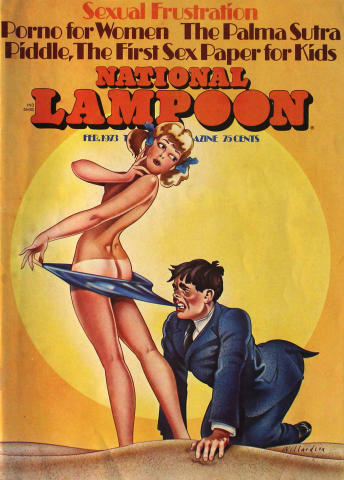 National Lampoon Vol. 1 No. 35