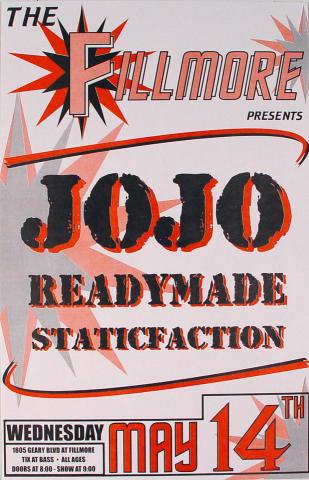 JoJo Poster
