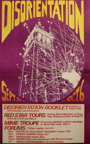 Disorientation Poster