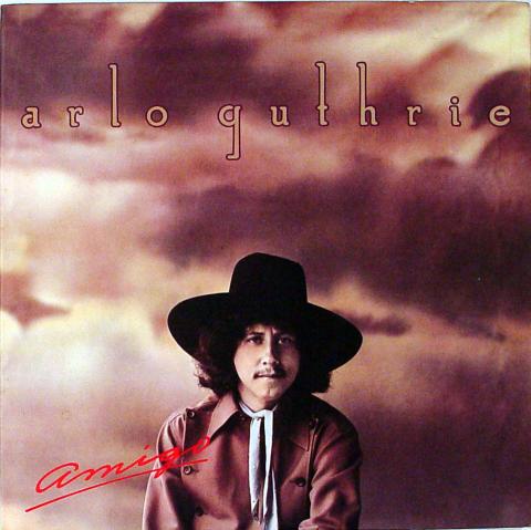 "Arlo Guthrie Vinyl 12"""