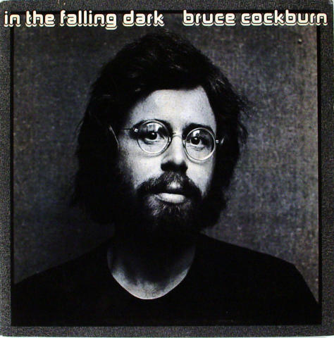 "Bruce Cockburn Vinyl 12"""