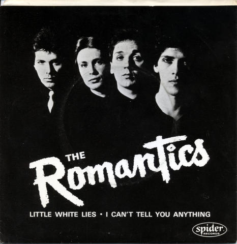"The Romantics Vinyl 7"" (Used)"