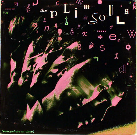 "The Plimsouls Vinyl 12"""