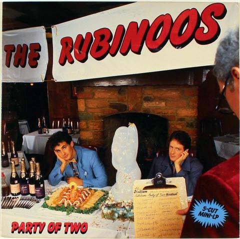 """The Rubinoos Vinyl 12"""""""