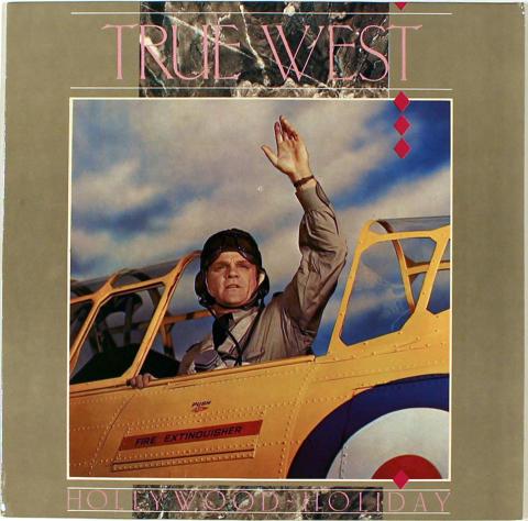 """True West Vinyl 12"""""""