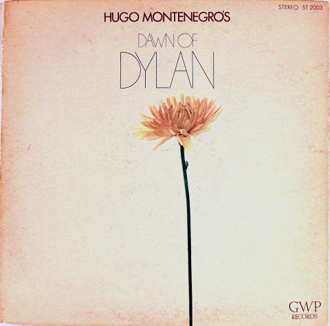 "Hugo Montenegro and His Orchestra Vinyl 12"""