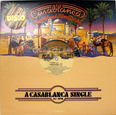"Village People Vinyl 12"""