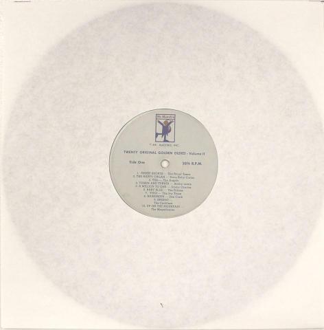 """Twenty Original Golden Oldies - Volume II Vinyl 12"""""""