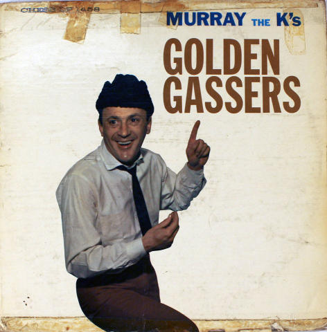 "Murray the K's Golden Gassers Vinyl 12"""