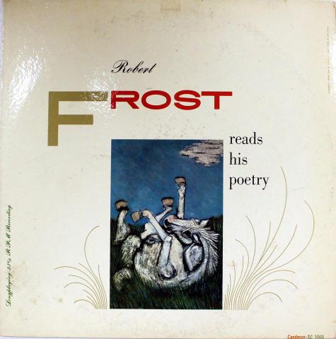 """Robert Frost Vinyl 12"""""""