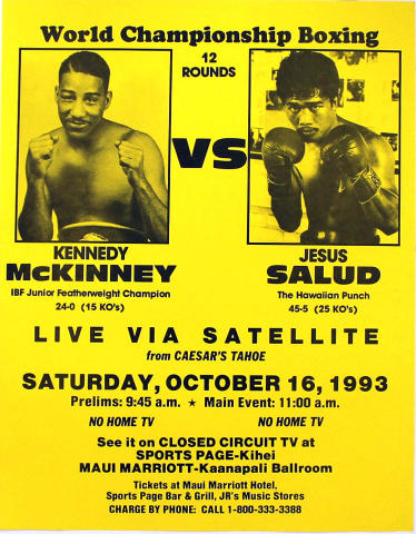 Kennedy McKinney Poster