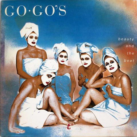 "The Go-Go's Vinyl 12"""