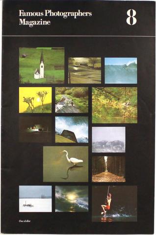 Famous Photographers Vol. 2 No. 8