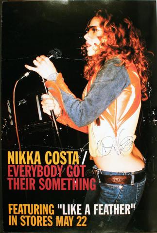 Nikka Costa Poster