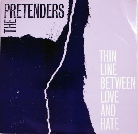 "The Pretenders Vinyl 12"""