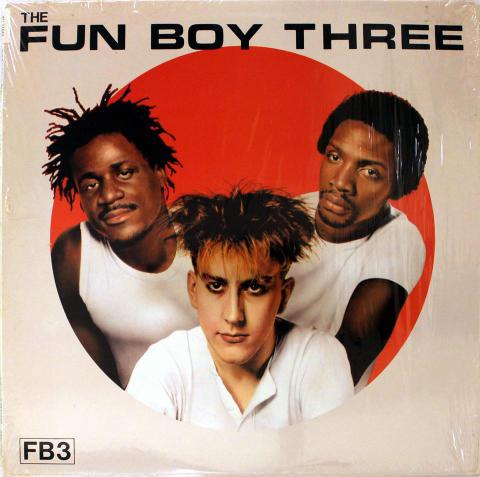 "The Fun Boy Three Vinyl 12"""