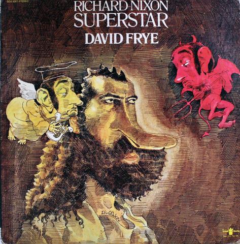 """David Frye Vinyl 12"""""""