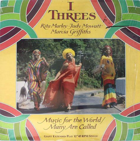 "I Threes Vinyl 12"""