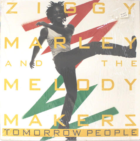 Ziggy Marley & the Melody Makers Vinyl 12""